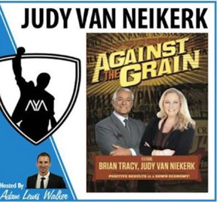 Judy Van Niekerk – Against The Grain