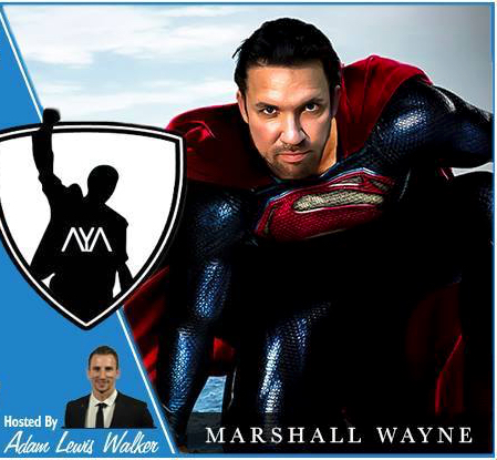Marshall Wayne – Movie Star Entrepreneur