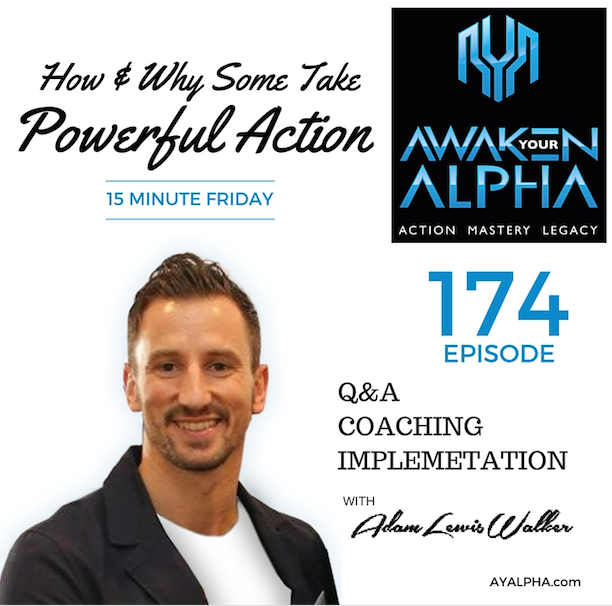 174# How And Why Some Take Powerful Action?