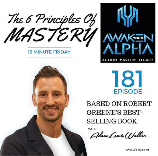 181# The 6 Principles Of Mastery