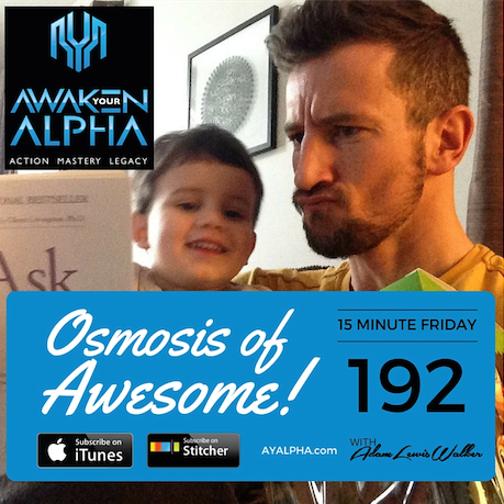 192# Osmosis Of Awesome!