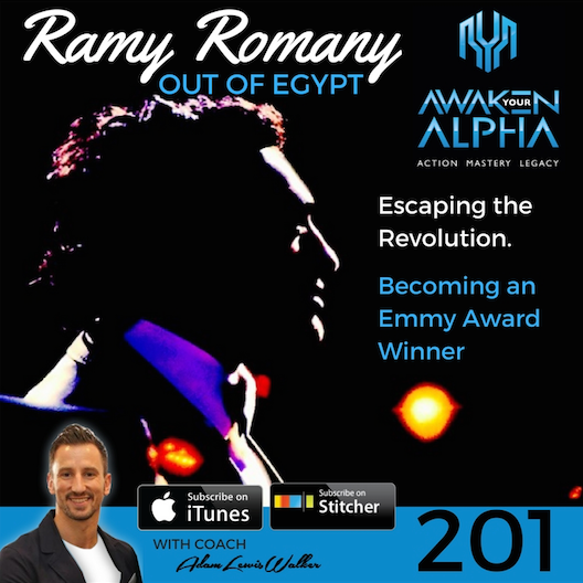 201# Ramy Romany – Out Of Egypt