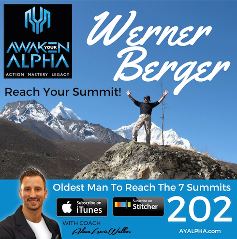 202# Werner Berger – Reach Your Summit!