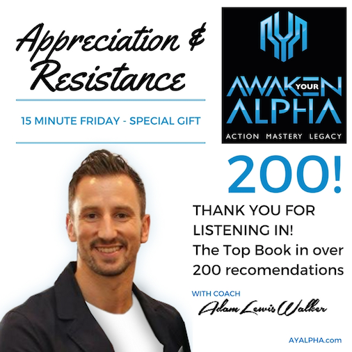 200# SPECIAL – Appriciation, Resistance & GIFT for you!