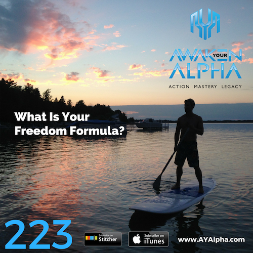 223# What Is Your Freedom Formula?