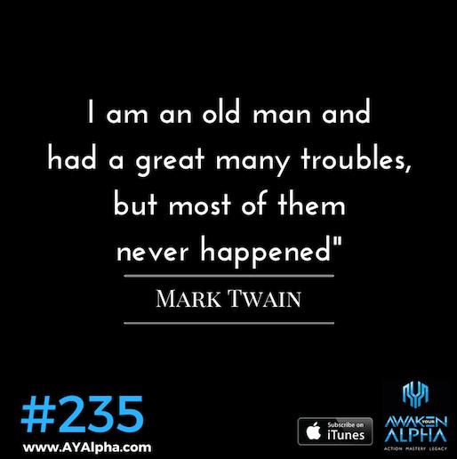 235# Feel The Fear!