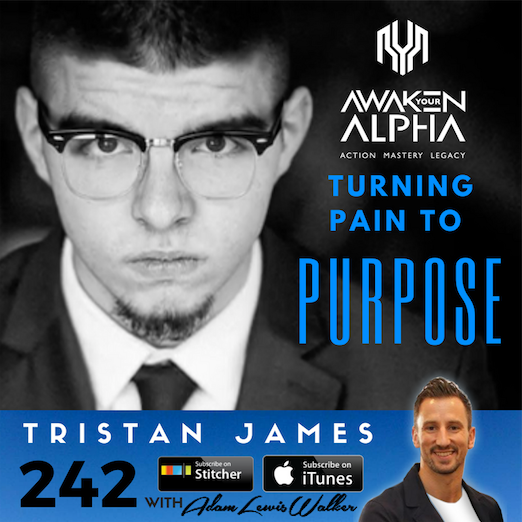 242# Turning Pain To Purpose