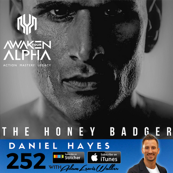 252# The Honey Badger – A Boxers Tale