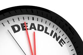 253# Deadline Missed – Now What?