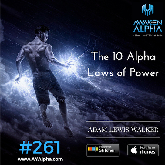 261# The 10 Alpha Laws of Power
