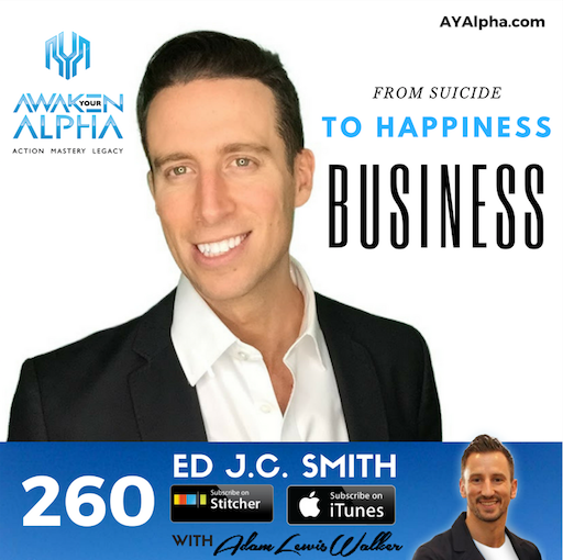 260# From Suicide to Happiness Business