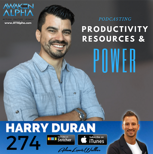 274# Podcast Power, Productivity and Resources!