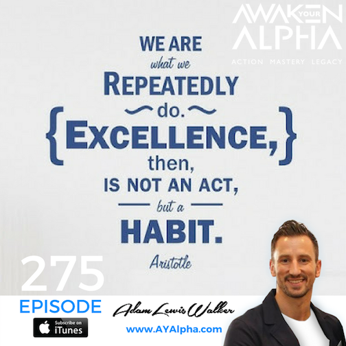 275# We are what we repeatedly DO