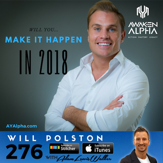 276# Make it Happen in 2018