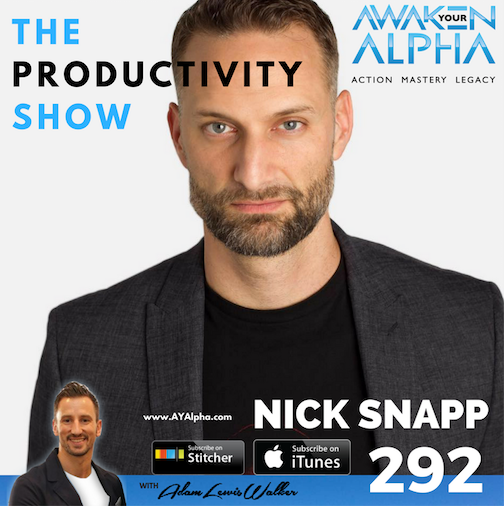 292# The Productivity Show!