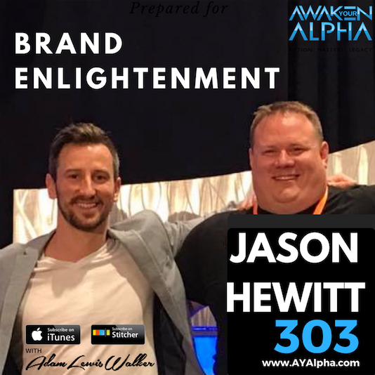 303# Brand Enlightenment