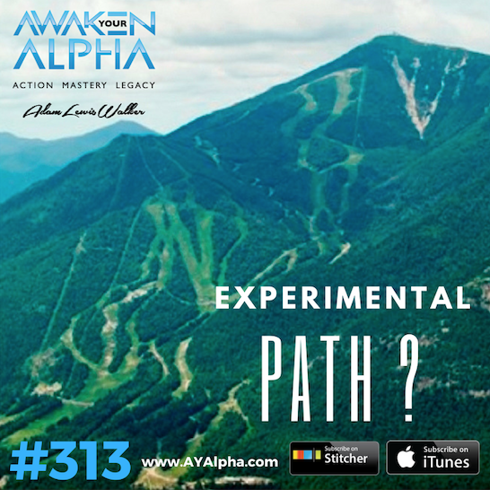 313# An Experimental Path?