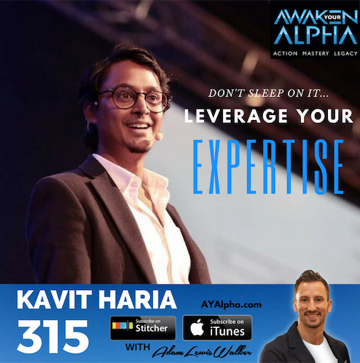 315# Don't Sleep on it – Leverage Your Expertise!