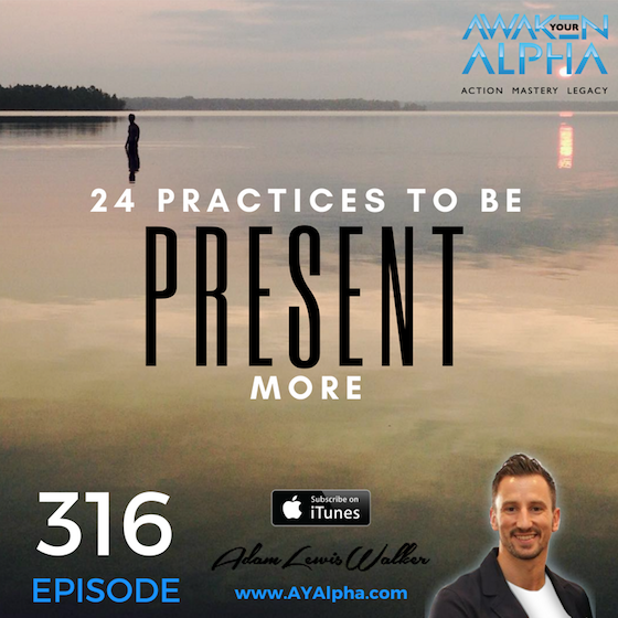 316# 24 Practices To Be Present (more)