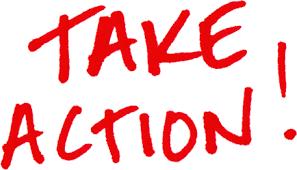 ACTION TAKE