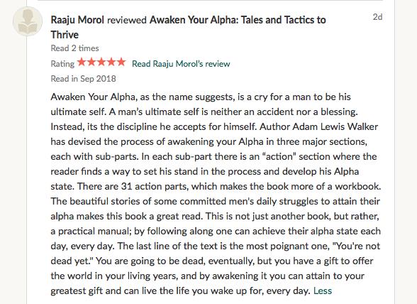 Raaju Review 1