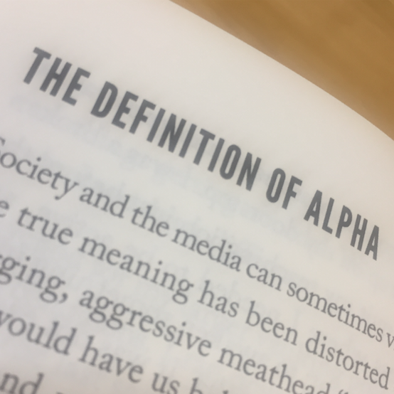 331# BOOK CHAPTER – What Is The Definition Of Alpha?