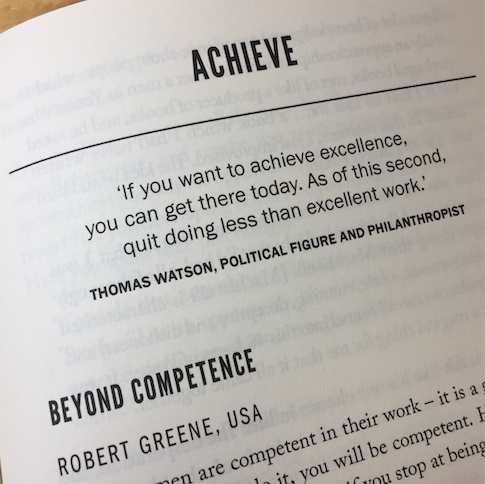 336# BOOK CHAPTER – Beyond Competence (Robert Greene)