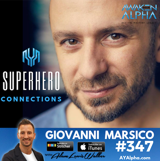 347# Superhero Connections