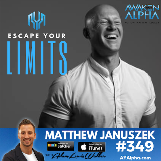 349# Escape Your Limits!