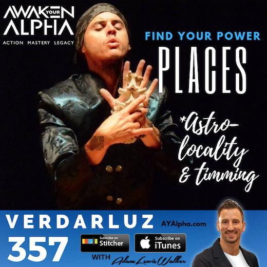 357# Find Your Power Places!
