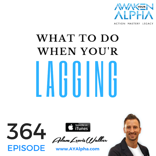 364# What To Do When You'r Lagging!