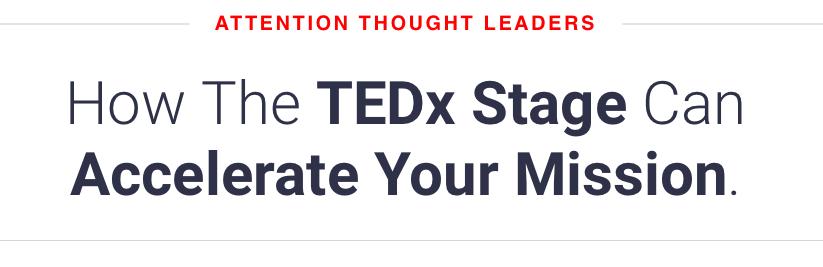 ATT TL TEDx