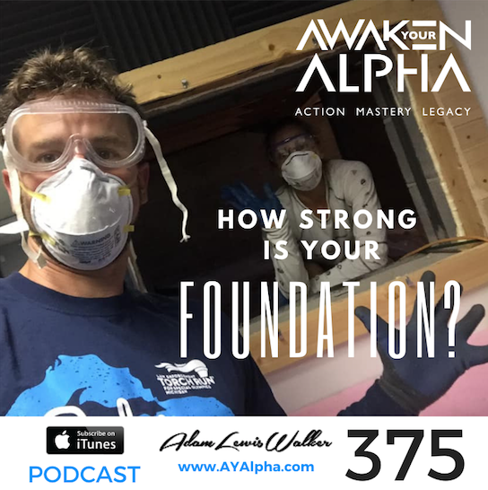 375# How Strong Is Your Foundation?