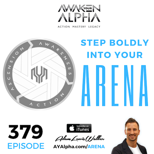379# Time To Be Bolder In Your Arena?