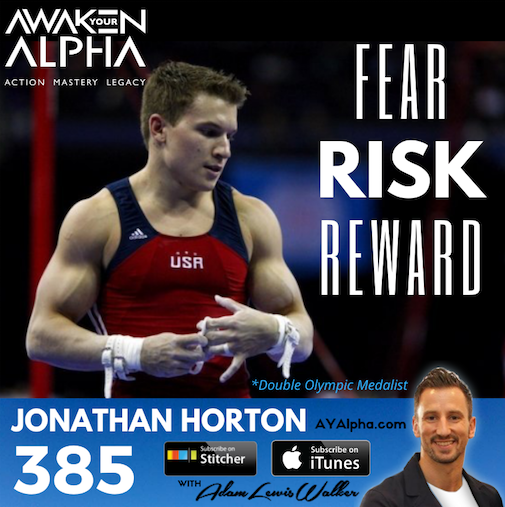 385# Fear, Risk & Reward – Double Olympic Medalist