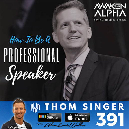391# How To Be A Professional Speaker
