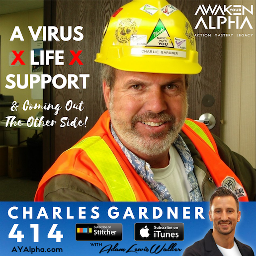 414# A Virus, Life Support OFF & Coming Back!