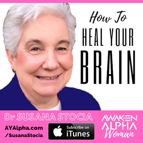 #AW – How To Heal Your Brain From Trauma!