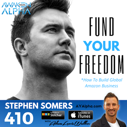 410# How To Fund Your Freedom (Amazon Business)