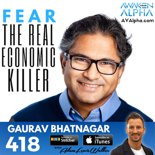 418# Fear Is Your Real Economy Killer