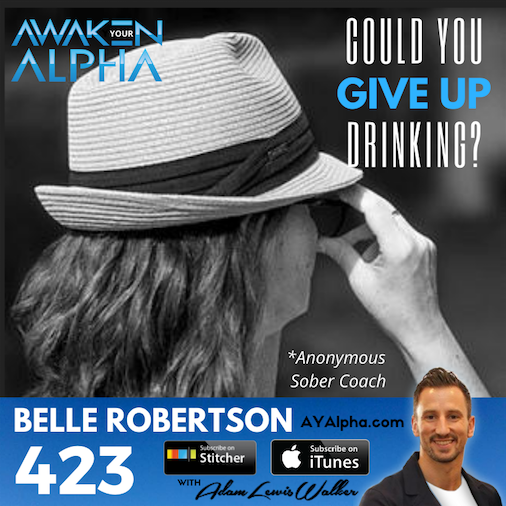 423# Could You Give Up Drinking?