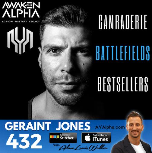 432# Camaraderie, Battlefields & Bestsellers