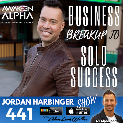 441# Business Breakup To Solo Success
