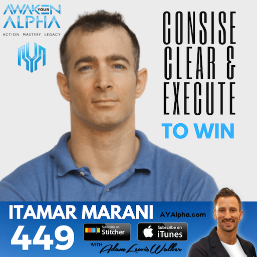449# Be Concise, Clear and Execute to Win (Special Forces)