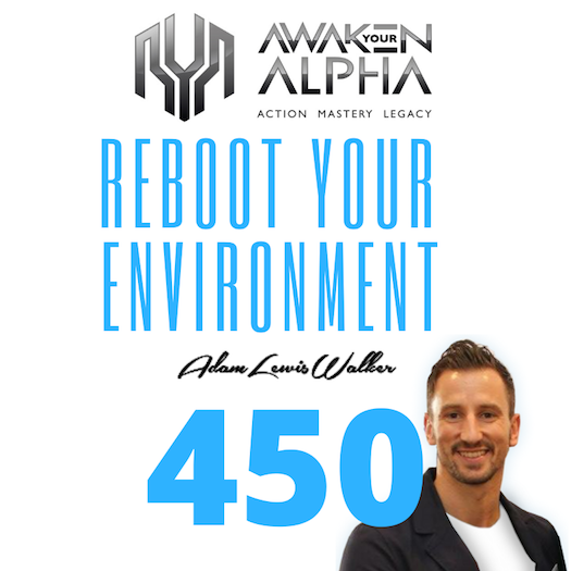450# REBOOT Your Environment