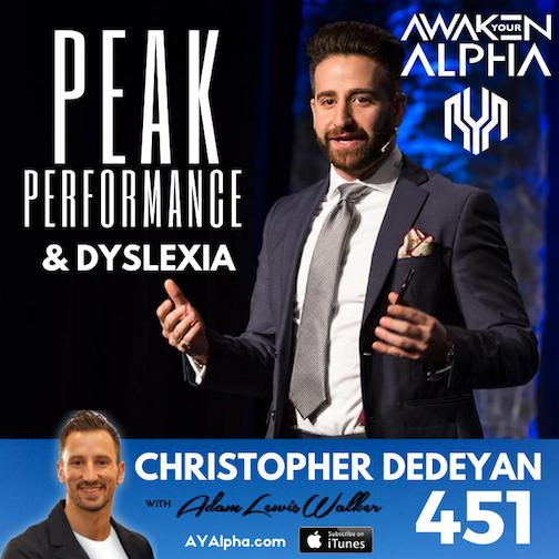 451# Peak Performance and Dyslexia