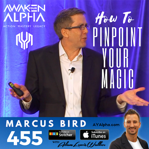 455# How To Pinpoint Your Magic (Wellness Leadership)