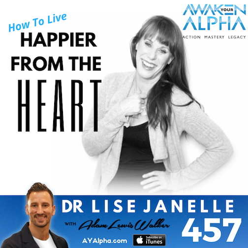 457# How To Live Happier From The Heart