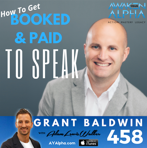 458# How To Get Booked & Paid To Speak (even during COVID)