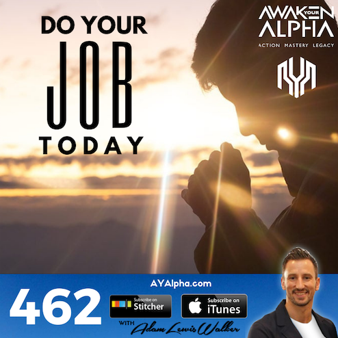 462# Do Your Job Today!